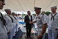 Malaysian minister of defense visits USS Lake Erie 140113-N-IU636-003.jpg