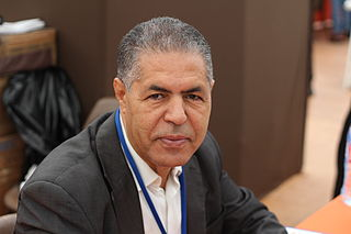 Algerian writer and anthropologist