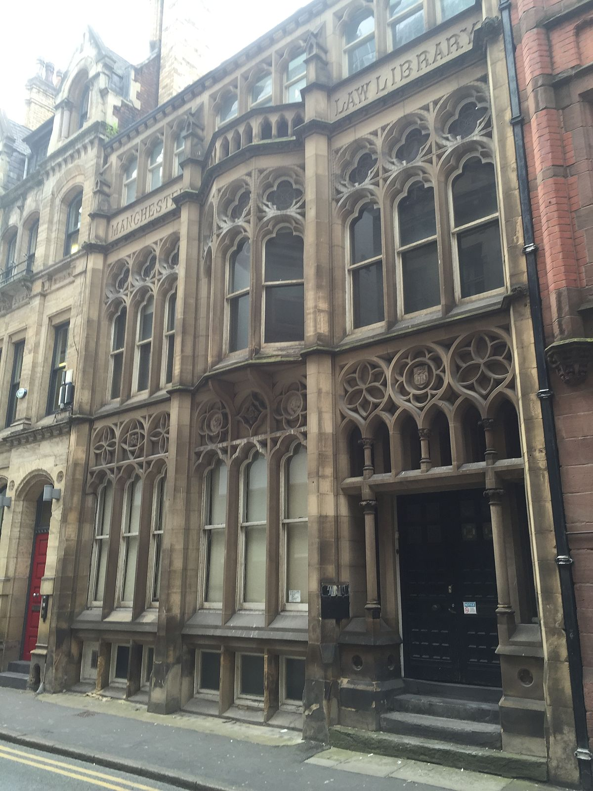 Manchester Law Library Wikipedia