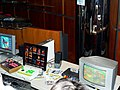 Mang'Azur - 2010 - Stand jeux vidéo - P1310637.JPG