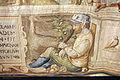 Manif. di bruxelles, arazzi della battaglia di lepanto, battaglie su dis. di lazzaro calvi e figure di luca cambiaso, 1591, 08.JPG