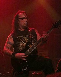 Jeffrey Dunn British guitarist