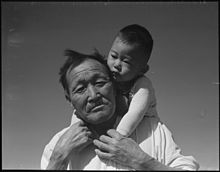 Photographed by Dorothea Lange. PHOTO GLOSSARY