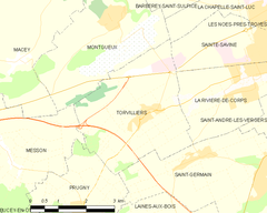 Map commune FR insee code 10381.png