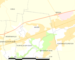 Map commune FR insee code 14454.png