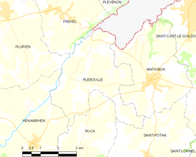 Map commune FR insee code 22174.png