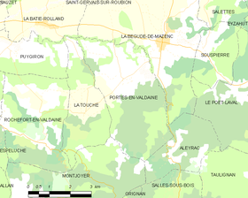 Map commune FR insee code 26251.png