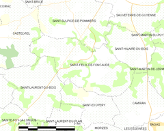 Map commune FR insee code 33399.png