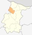 Map of Hayredin municipality (Vratsa Province).png