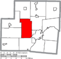 Map of Shelby County Ohio Highlighting Turtle Creek Township.png