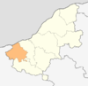Map of Tsenovo municipality (Ruse Province).png