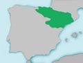 Mapa Chondrostoma miegii.png