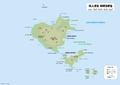 Mapa topogràfic de les Illes Medes.png