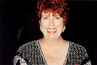 Marcia Wallace - Wallace at the 47th Emmy Awards on September 11, 1994