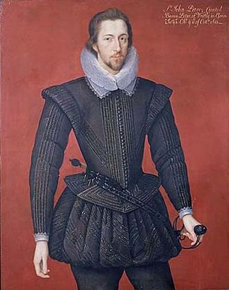 John Petre, 1st Baron Petre - Image: Marcus Gheeraerts the Younger William 2nd Lord Petre