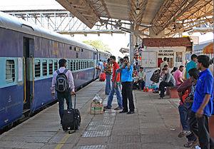 Margao railwaystation