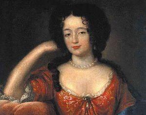 Marie Casimire Louise de La Grange d'Arquien - Image: Marie Casimire Queen of Poland