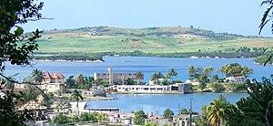 Mariel, Cuba - View of Mariel and Mariel Bay