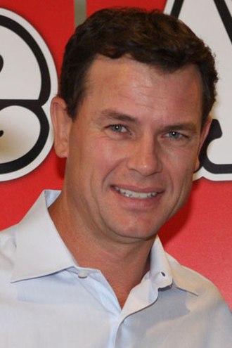Mark Ferguson (news presenter) - Image: Mark Ferguson