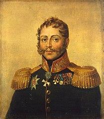 Portrait of Alexander I. Markov (1781-1844) (2nd)