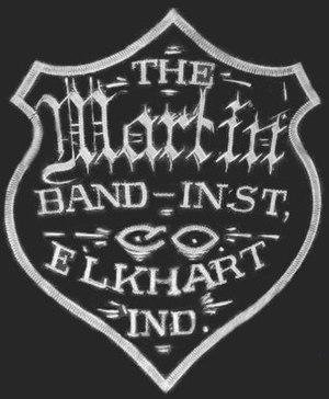 Martin Band Instrument Company - Image: Martin Band Instrument Company