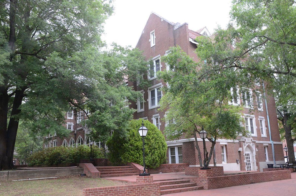Martin Hall Hendrix College Wikipedia