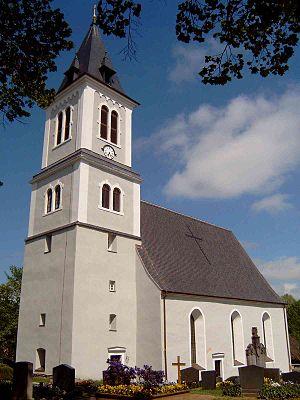 Großdrebnitz - Martinskirche Grossdrebnitz