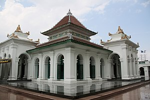 South Sumatra - Grand Mosque, Palembang