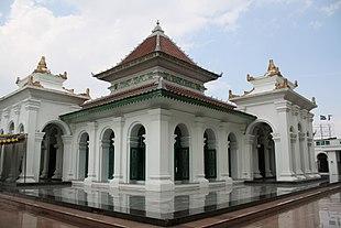 "Grand Mosque, <a href=""http://search.lycos.com/web/?_z=0&q=%22Palembang%22"">Palembang</a>"