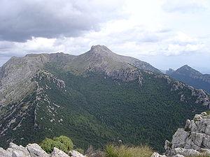 Puig de Massanella - Image: Massanella