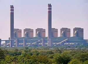 Lephalale - Image: Matimbakragstasie, Ellisras, Limpopo