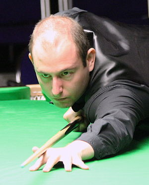 Matthew Selt - Matthew Selt at the 2012 Paul Hunter Classic