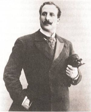 Mattia Battistini - Battistini in the 1910s