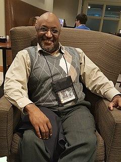 Maurice Broaddus Arab American writer and poet