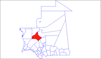Mauritania Oujeft Department.png