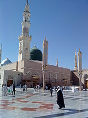 Mausoleum Muhammad