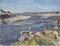 Max Slevogt - Der Nil bei Assuan - 1914.jpeg