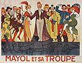 Mayol et sa troupe-1915.jpg