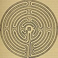 Mazes and labyrinths; a general account of their history and developments (1922) (14598109107).jpg