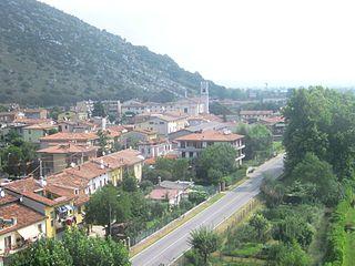 Mazzano Comune in Lombardy, Italy