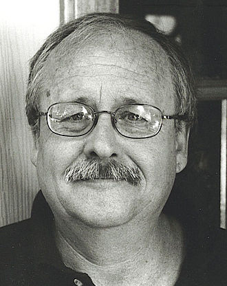 Dennis McDougal - Image: Mcdougal b&w