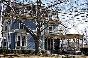 Joseph K. Manning House - Image: Medford MA Joseph K Manning House