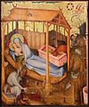 Medio reno o westfalia, altare del medio reno, 1410 ca., recto 04 natività 1.jpg