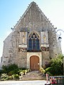 Melleray, Sarthe,, Fr, église.JPG