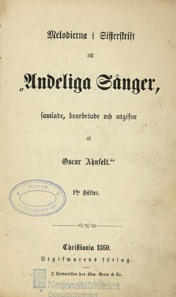 File:Melodierne i Sifferskrift til Andeliga Sånger.djvu