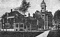 Menominee County Courthouse c1911.jpg