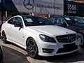 Mercedes Benz C 250 Coupe 2014 (13907088466).jpg