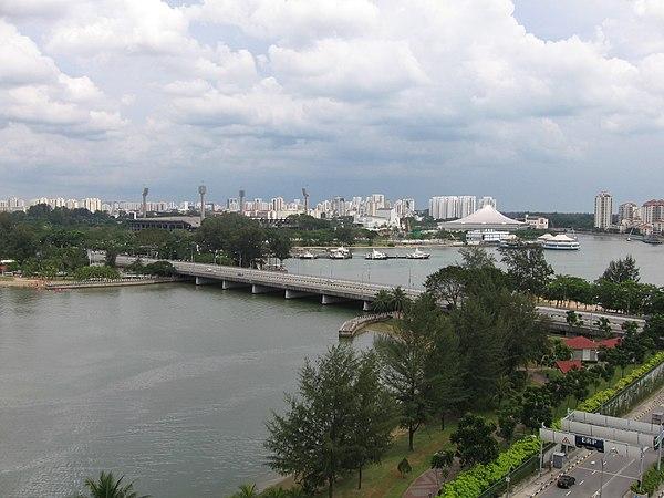 Bridges in Singapore