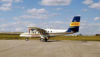 Merpati Nusantara Airlines Flight 9760 2009 aviation accident