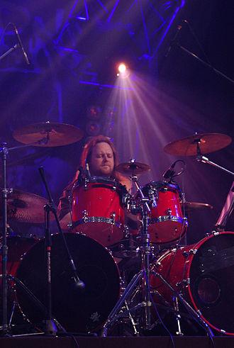 Dan Mullins - Image: Metalmania 2007 My Dying Bride Dan Mullins 001